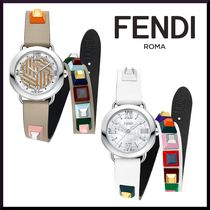 FENDI SELLERIA Elegant Style Watches