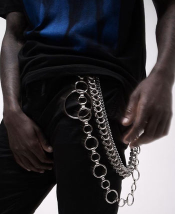Unisex Street Style Chain Watches & Jewelry