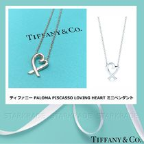 Tiffany & Co Casual Style Silver Fine