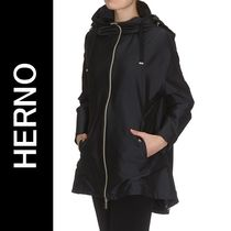 HERNO Plain Medium Coats