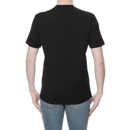 GIVENCHY Crew Neck Crew Neck Cotton Short Sleeves Crew Neck T-Shirts 4