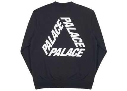 Palace Skateboards Hoodies Street Style Collaboration Cotton Hoodies 3