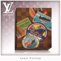 Louis Vuitton DAMIER Unisex Greeting Cards