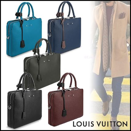 0f4af928315c Louis Vuitton Men s Black Business   Briefcases  Shop Online in US ...
