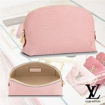 Louis Vuitton EPI Plain Leather Pouches & Cosmetic Bags