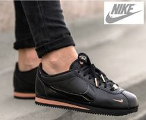 Nike CORTEZ Rubber Sole Casual Style Street Style Plain Low-Top Sneakers