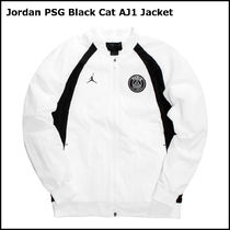 Nike AIR JORDAN Street Style Collaboration Track Jackets