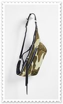 rag & bone Camouflage Casual Style Leather Crossbody Shoulder Bags