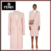 FENDI Medium Coats
