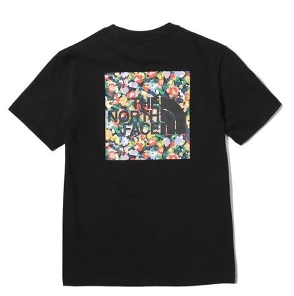 THE NORTH FACE More T-Shirts Flower Patterns Unisex T-Shirts 3