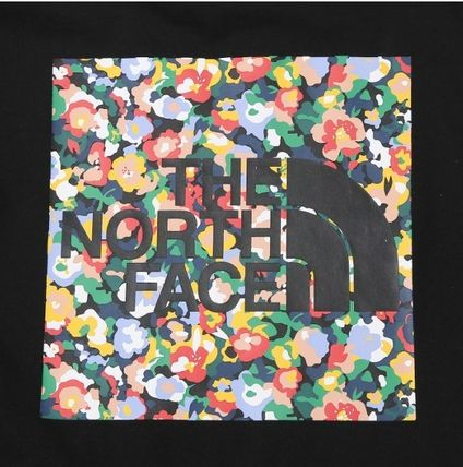 THE NORTH FACE More T-Shirts Flower Patterns Unisex T-Shirts 6