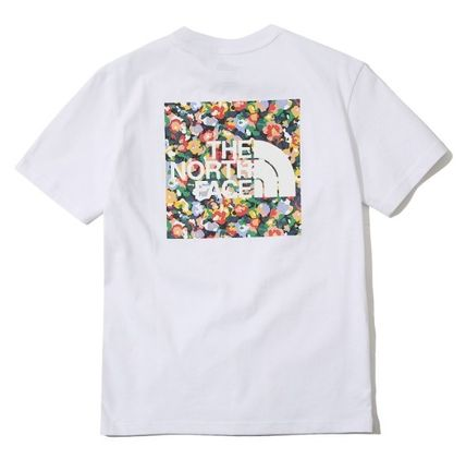 THE NORTH FACE More T-Shirts Flower Patterns Unisex T-Shirts 8