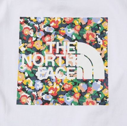 THE NORTH FACE More T-Shirts Flower Patterns Unisex T-Shirts 10