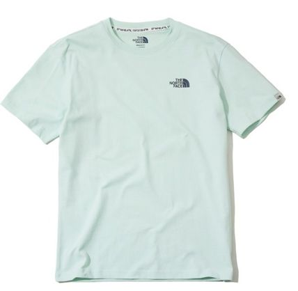 THE NORTH FACE More T-Shirts Flower Patterns Unisex T-Shirts 11