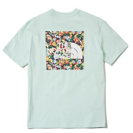 THE NORTH FACE More T-Shirts Flower Patterns Unisex T-Shirts 12