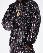KITH NYC More Tops Pullovers Nylon Street Style Collaboration Long Sleeves Logo 8