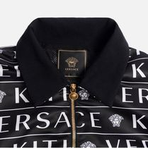 KITH NYC More Tops Pullovers Nylon Street Style Collaboration Long Sleeves Logo 11