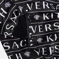 KITH NYC More Tops Pullovers Nylon Street Style Collaboration Long Sleeves Logo 12