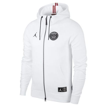 Nike Hoodies Pullovers Unisex Street Style Collaboration Bi-color 2