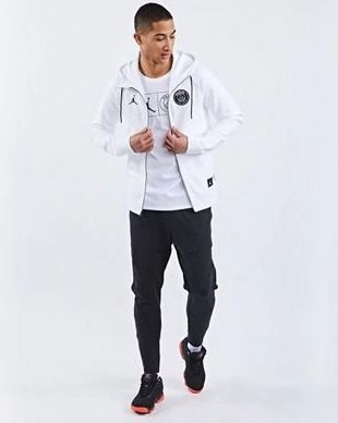 Nike Hoodies Pullovers Unisex Street Style Collaboration Bi-color 4