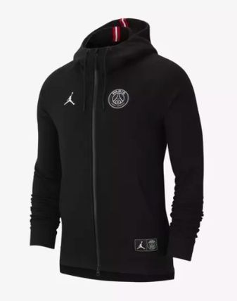 Nike Hoodies Pullovers Unisex Street Style Collaboration Bi-color 7
