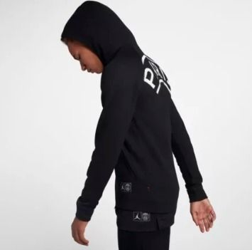 Nike Hoodies Pullovers Unisex Street Style Collaboration Bi-color 9