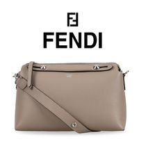 FENDI BY THE WAY Plain Leather Totes