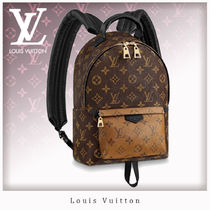 Louis Vuitton MONOGRAM Monogram Unisex Canvas Backpacks