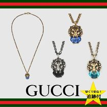 GUCCI Street Style Silver Necklaces & Chokers