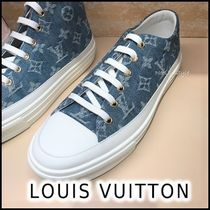 Louis Vuitton Monogram Low-Top Sneakers