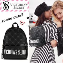 Victoria's secret Monogram Casual Style Backpacks