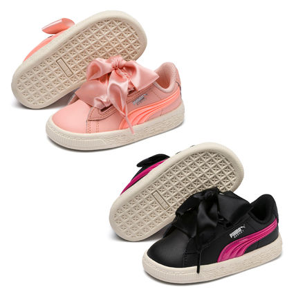 buy popular 44cac 43ffd PUMA BASKET HEART 2019 SS Kids Girl Sneakers (36897802)
