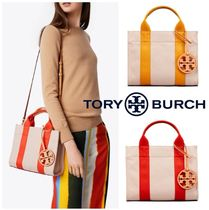 Tory Burch TORY TOTE 2WAY Plain Totes