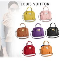 Louis Vuitton Calfskin Handbags