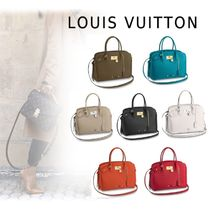 Louis Vuitton Calfskin 2WAY Handbags
