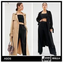 ASOS Casual Style Plain Trench Coats