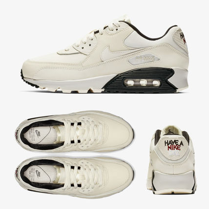 cc4a56a3999de Nike AIR MAX 90 2019 SS Low-Top Sneakers (881105-102) by LaRisata ...