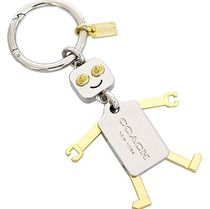 Coach Unisex Keychains & Holders