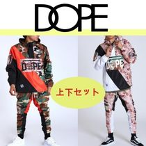 DOPE couture Street Style Top-bottom sets