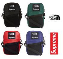 Supreme Nylon Street Style Plain Messenger & Shoulder Bags