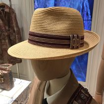 Christian Dior Straw Hats