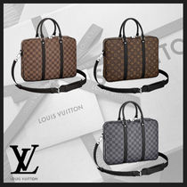 Louis Vuitton Men s Grey Totes  Shop Online in US  9a37b00ae8f60