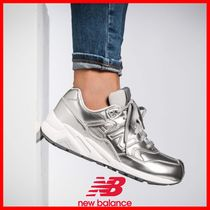 New Balance 580 Casual Style Street Style Low-Top Sneakers