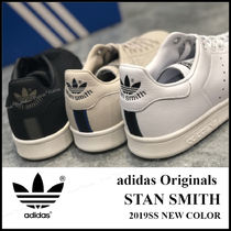 adidas STAN SMITH Unisex Plain Sneakers
