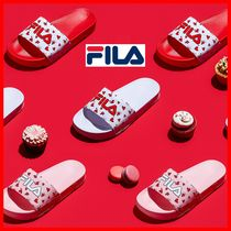 FILA Casual Style Street Style Sandals Sandal