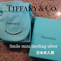 Tiffany & Co Tiffany T Silver Office Style Necklaces & Pendants