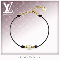 Louis Vuitton Leather Necklaces & Pendants