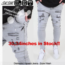 SikSilk Denim Street Style Jeans & Denim