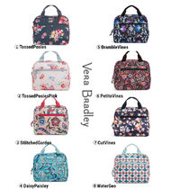 Vera Bradley Paisley Tropical Patterns Casual Style Bags