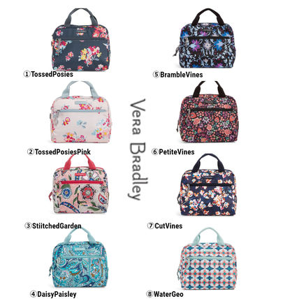 Paisley Tropical Patterns Casual Style Bags